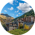 Leuchtkasten Andorra