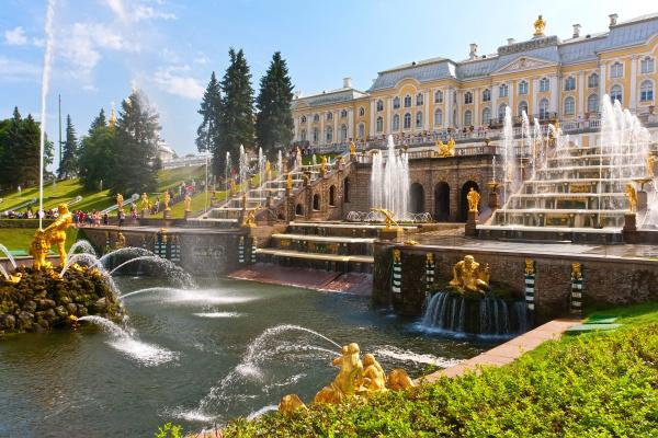 Entdecken Sie Moskau und St. Petersburg