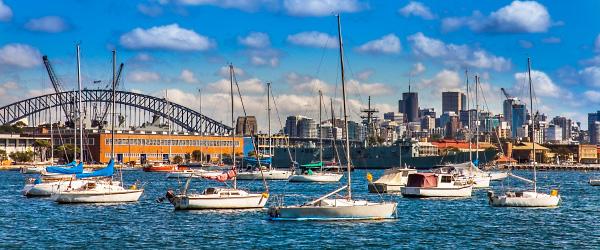 Entdecken Sie Sydney!