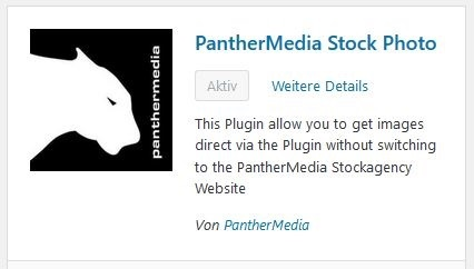 Get the PantherMedia Plugin for your WordPress here